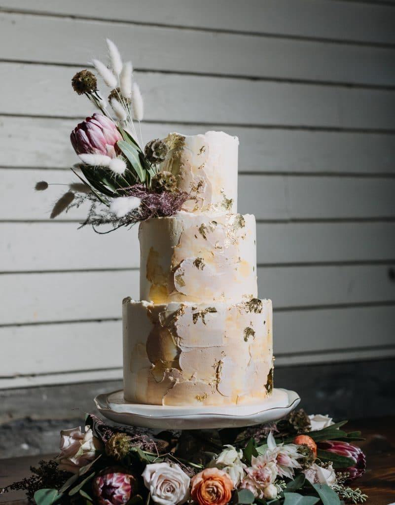 Love Me Do Wedding Cake Whipped Bakeshop