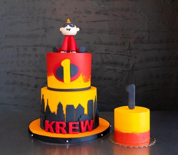 Cake for Bryce Harper's Son Krew