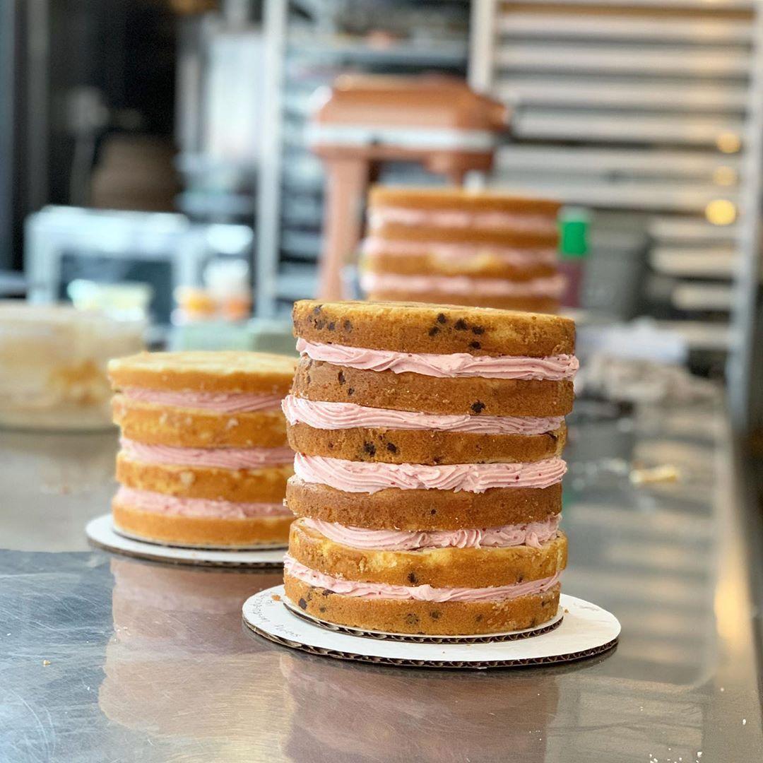 Whipped Bakeshop Custom Cakes Philadelphia