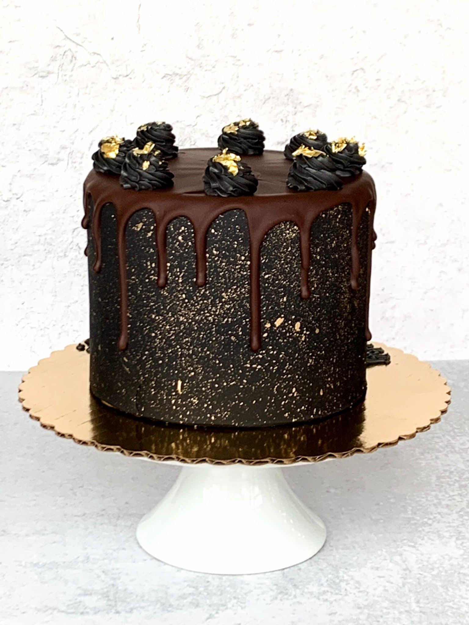 custom-black-gold-speckle-cake-whipped-bakeshop-2
